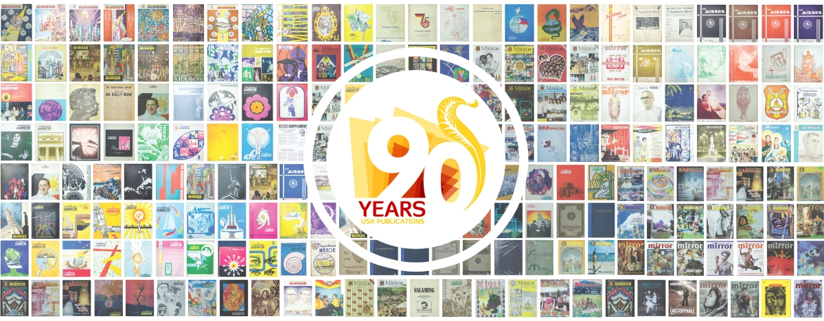 USA Publications 90th Anniversary